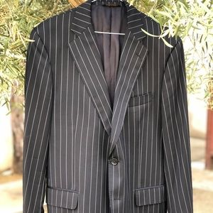 NW Brooks Brothers pinstripes Sport Coat, Size 44R
